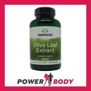 Swanson - Olive Leaf Extract