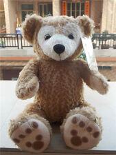 "Disney Duffy Bear Hidden Mickey Plush Stuffed Animal 17"" Gift"