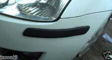 new universal Car Bumper Corner Protector Molding Guard Black