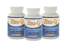 Res-Q  Curcumin Ultra   Supports Healthy Inflammatory Response 3 Pack