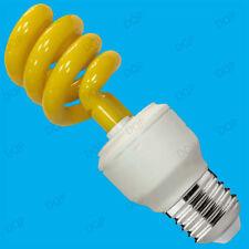 Ampoules jaune pour la chambre E27