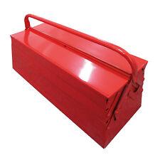 913570 Metall Werkzeugkoffer Werkzeugkasten Werkzeugkiste Werkzeugbox leer