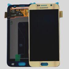 Display Lcd + Touch Screen Originale Samsung Galaxy s6 G920f SM-G920F Oro Gold