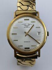 Vintage Swiss Made Talis 21 Jewels (ETA Movement) Working Watch (D57)