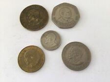 Monnaies  Lot de 5 pièces - Kenya