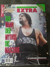 Diesel Extra 8 WWF Magazin Hasbro Wrestling WWE Mattel Elite Jakks WCW