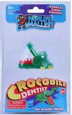 World's Smallest Crocodile Dentist Miniature Edition Pocket Size Super Impulse