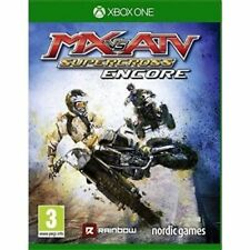 MX vs ATV Supercross Encore Xbox One Brand New *DISPATCHED FROM BRISBANE*