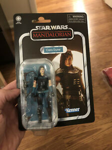 Star Wars The Mandalorian Cara Dune The Vintage Collection Action Figure IN HAND