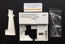 VDSL MK2 Filter Faceplate Latest Version Genuine BT OpenReach Branded New BNIB