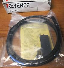 Keyence FU-10 Fiber Optic Sensor