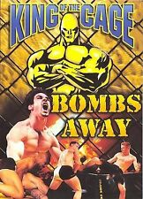 King of the Cage 8 - Bombs Away (DVD, 2001, 2-Disc Set)