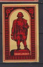 Ancienne   étiquette  allumettes Suède  AZ1834  Orebro 4
