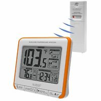 K84322 La Crosse Technology Wireless Thermometer Weather Station with TX141-A
