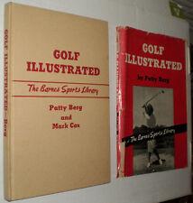 Golf Illustrated – Patty Berg (Signed by Berg/Betsy Rawls/Betty McKinnon, 1950)
