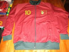 Portugal retro jacket football soccer jersey no shirt trikot camisa size L