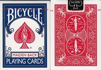 Maiden Back 2 Deck Set Bicycle Playing Cards Poker Size USPCC Custom Limited New