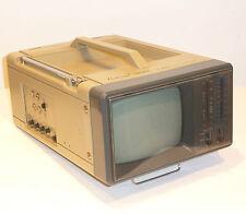 BROKSONIC CIRT-1080T TV-RADIO PORTABLE 1985 - VINTAGE Funzionante