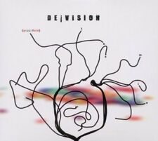 DE/VISION POPGEFAHR - THE MIX 2CD Digipack 2011