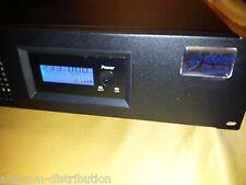 ONDULEUR RACKABLE 19 pouces - Line Interactive - 2000VA Ecran LCD avec Soft