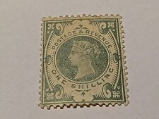 Great Britain Victoria stamp Scott 122 Not Used Was Hinged