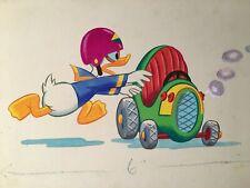 More details for rare disney vintage 1953 annual book art dean & son #4 animation donald duck
