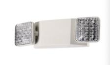 New listing Led Twin Head Emergency Light Ul Voltage: 110V -277V