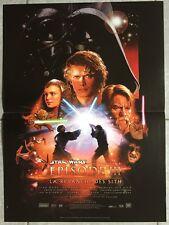 Affiche STAR WARS LA REVANCHE DES SITHS Hayden Christensen GEORGE LUCAS 40x60cm