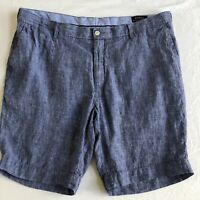 Polo Ralph Lauren MENS 40 x 9 Classic shorts blue chambray