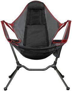 Nemo Stargaze Recliner Luxury Camp Chair Sedona/Smoke