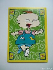 Autocollant Stickers Les Razmoket Rugrats Nickelodeon N°78 / Panini 1999
