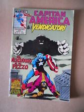 Capitan America & I Vendicatori n°5 1990 Marvel Italia  [G822]