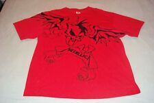 Metallica T-Shirt Adult XL