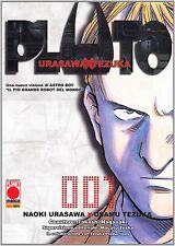 PLUTO 1/8 COMPLETA Prima edizione SERIE COMPLETA di Naoki Urasawa (monster)