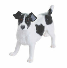 Beswick Jack Russell Dog Black and White JBD101
