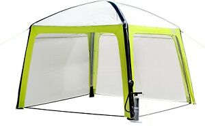 Brunner Inflatable AIR GAZEBO Tent Shelter - Buy SIDES ONLY or GAZEBO or BOTH