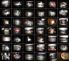 Super 8mm Film-Privatfilm 1980.Jahre-Alaska-Canada-Fairbanks Stadt-Whitehorst u