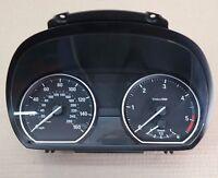 BMW 1 SERIES E81 E87 LCI 120D N47 Speedo Clocks Instruments Combination 9166824
