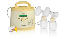 MEDELA SYMPHONY PLUS DOUBLE BREAST PUMP HOSPITAL GRADE MILK INITIATION #0240215