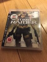 Playstation 3 Tomb Raider Underworld Excellent Condition