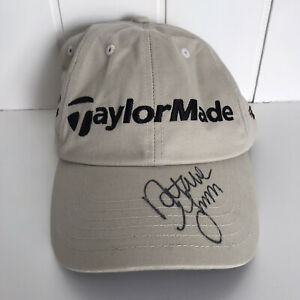 TaylorMade Hat - Natalie Gulbis Autographed