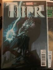 Thor #1 (2014) 1:50 Andrew Robinson Variant / Lady Thor / Jane Foster / 1st App