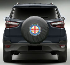 Melbourne City 4WD Spare Wheel Cover LARGE 77cm - HALF PRICE & FREE DELIVERY
