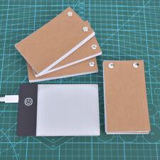 Kit Flip Book a LED per bambini USB Flip Book Kit Set Pittura Arte Forniture