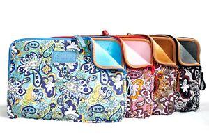"15"" 15.6"" Laptop Sleeve case for Toshiba Microsoft Dell Hp Alienware Macbook Pro"