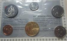 1994 Canada PL RCM Set (6 Coins UNC.)
