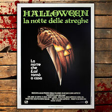 Original Movie Poster Halloween - John Carpenter - 1978 - Size: 100x140 CM