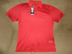 NWT Adidas 2CLR CLBMRC Golf / Tennis Polo Shirt BC2156 SMALL $55