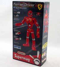 Supermag Ferrari Fahrer Michael Schumacher Magnetspiel 0294