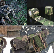 5CMx4.5M Military Bionic Camouflage Rifle/Gun Wrap Hunting Camping Camo Tape